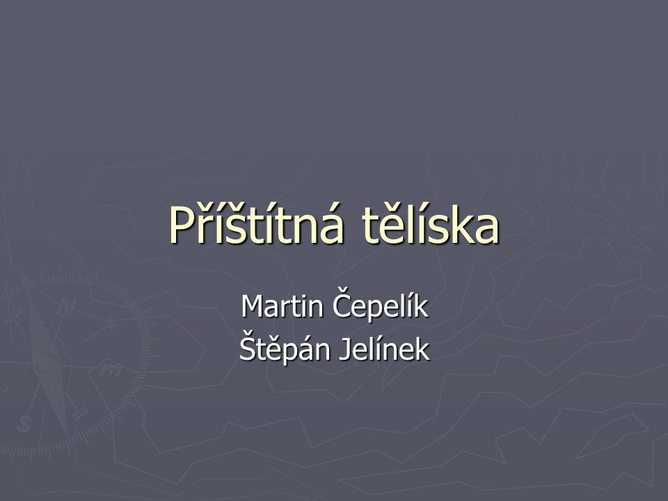 Příštítná tělíska Martin Čepelík Štěpán Jelínek