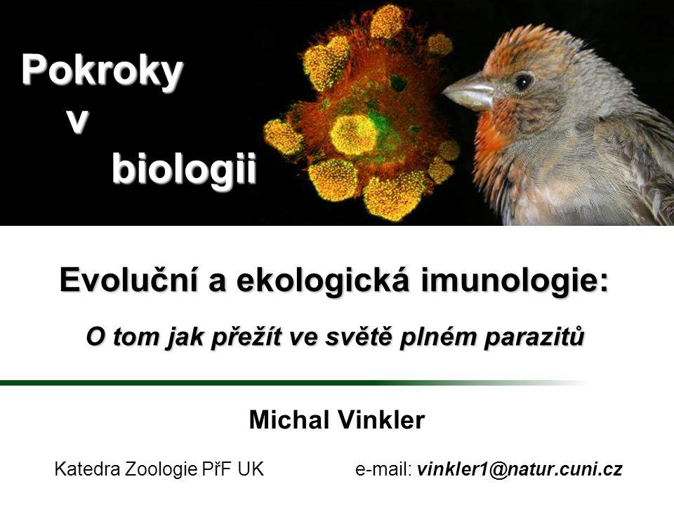 Paraziti protivníci imunitního systému
