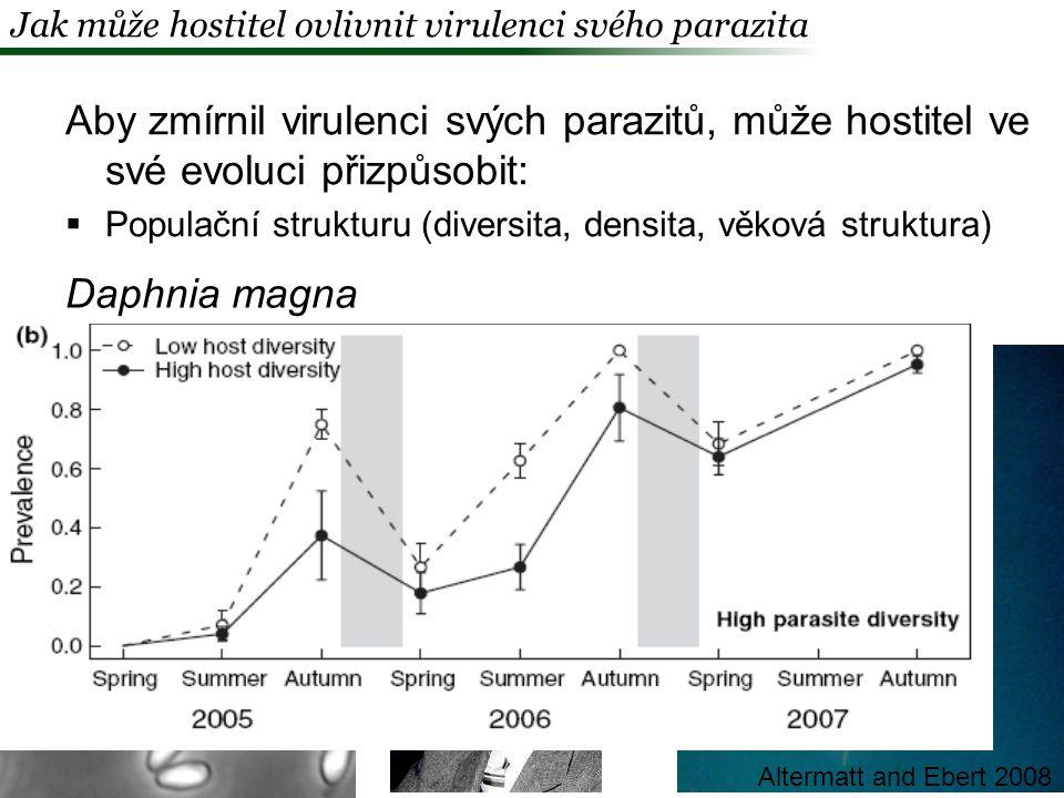 Densita populace Populace hostitele Metaanalýza 19 savčích druhů Hlísti řádu Strongylida Arneberg et al.