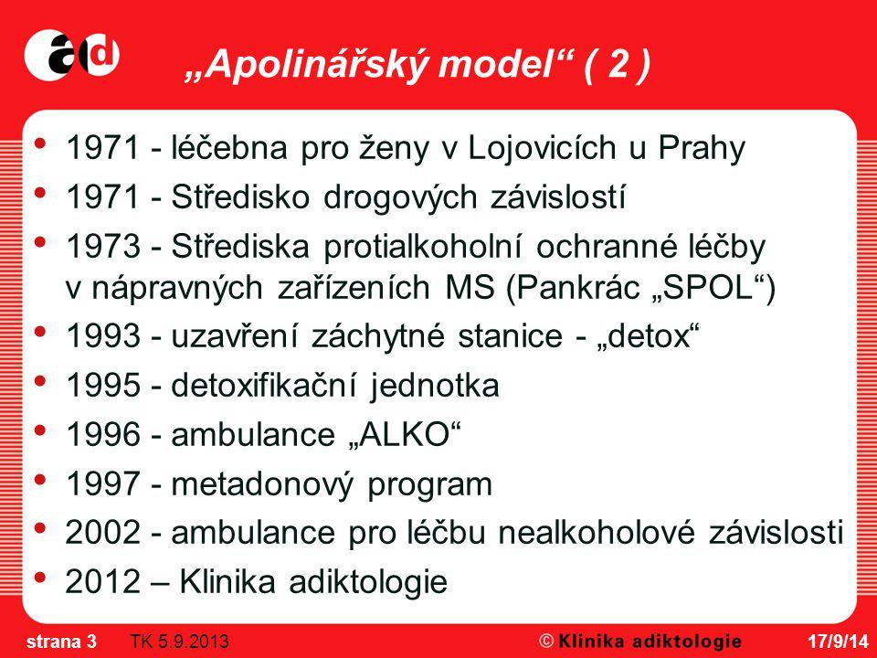 Záchytka 17/9/14strana 4TK 5.9.2013