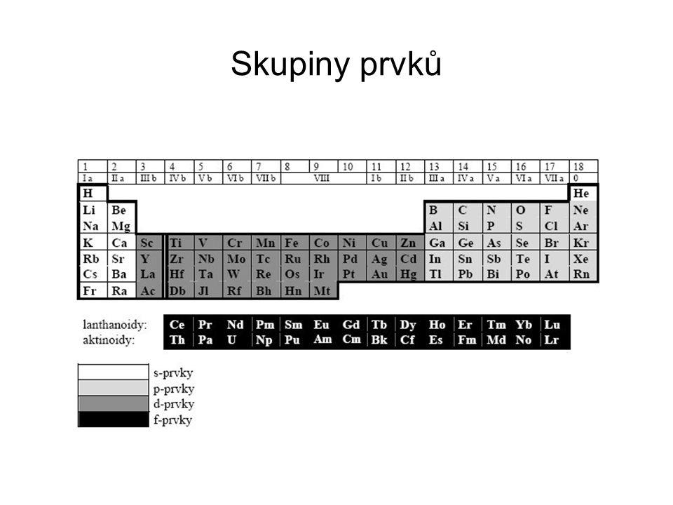 Vzorce Stechiometrický (sumární) vzorec vzájemný poměr prvků, z výsledků elementární analýzy.