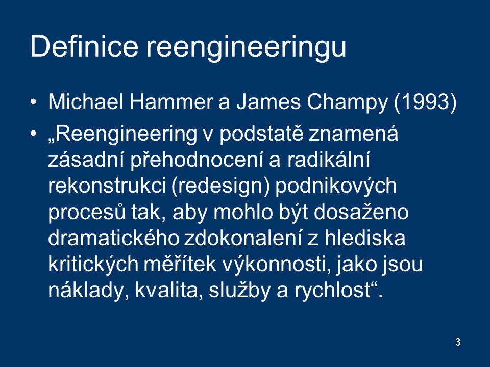 4 Výběr oblasti reengineeringu úsek likvidace pojistných událostí osob jedné z předních komerčních pojišťoven na českém trhu centrální pracoviště pro celou ČR pojištění úrazové (přes 85% ze všech událostí), životní (dožití, smrt), invalidity, pobytu v nemocnici a další