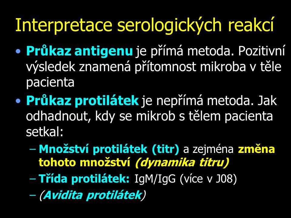 Princip vyšetření ASLO: neutralizace hemolýzy Všimněte si, že v.angličtině se ASLO označuje jako ASO.