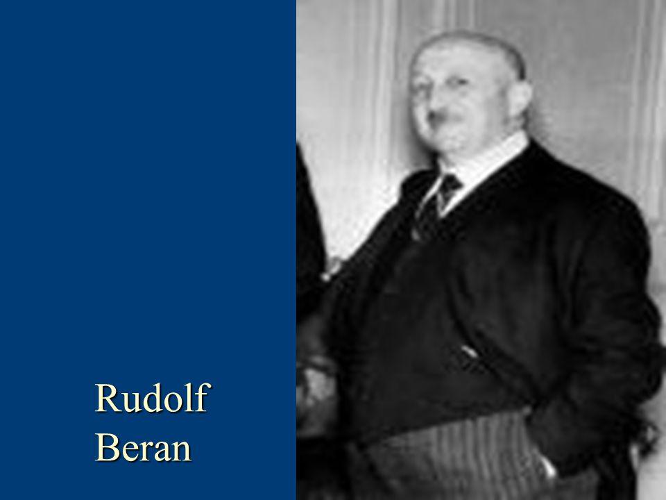 Rudolf Beran