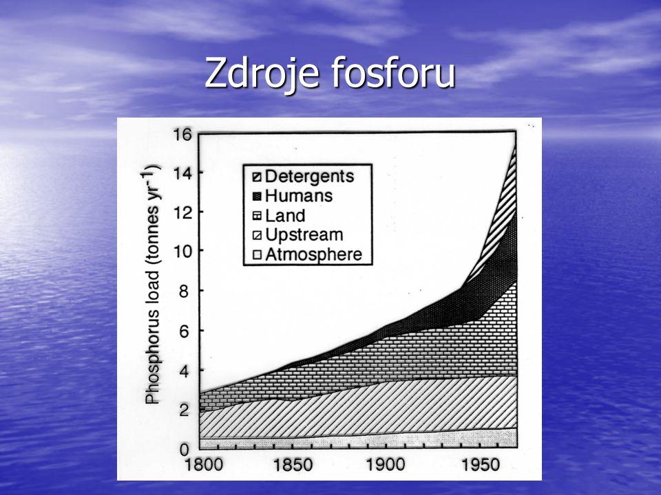 Zdroje fosforu