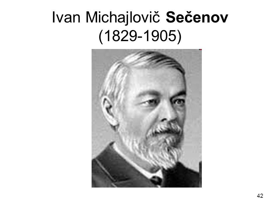 42 Ivan Michajlovič Sečenov (1829-1905)