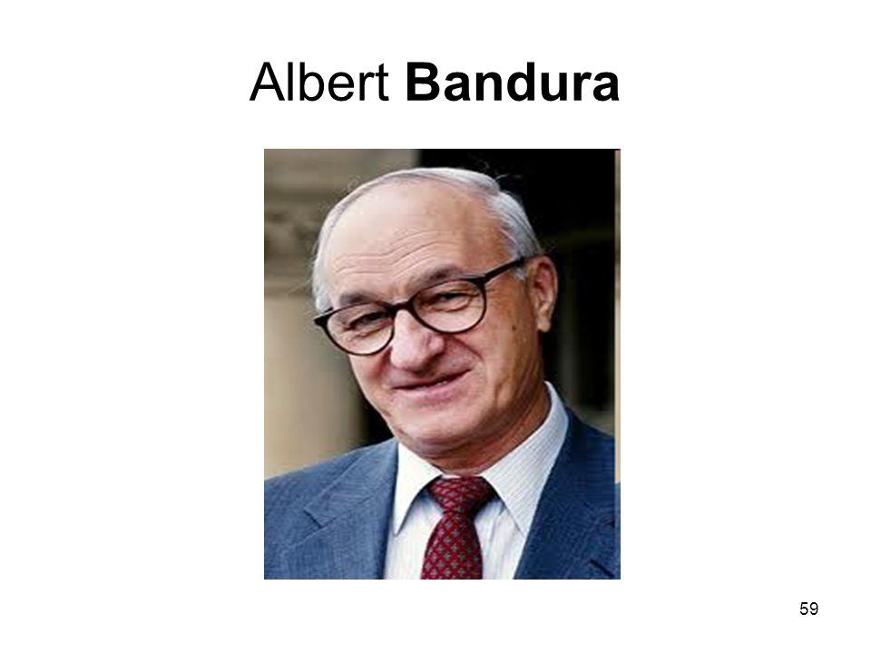 59 Albert Bandura