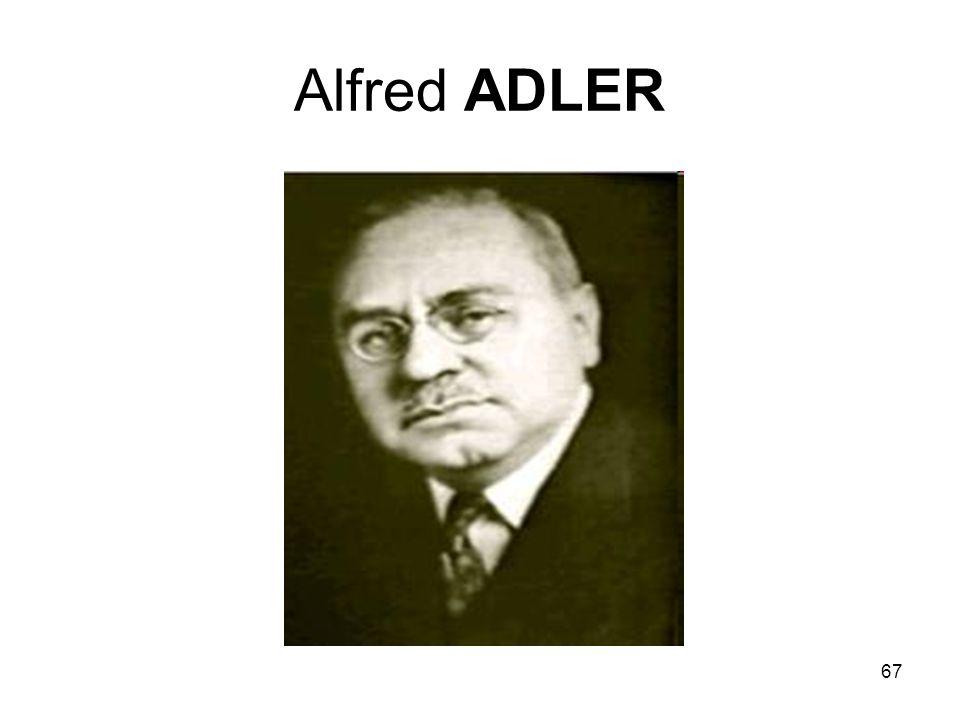 67 Alfred ADLER