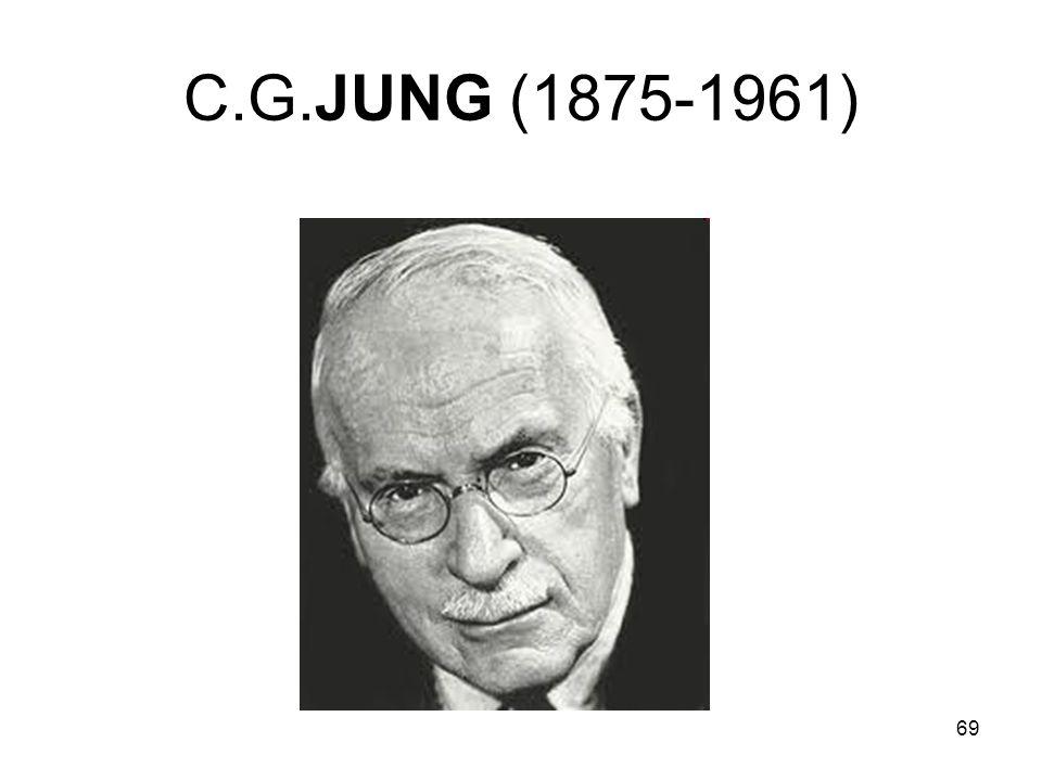 69 C.G.JUNG (1875-1961)