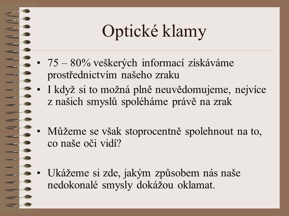 P T I C K É K L A M Y Jan Benkovič