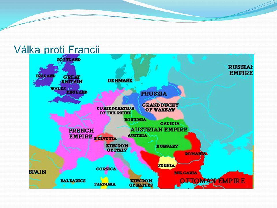 Válka proti Francii