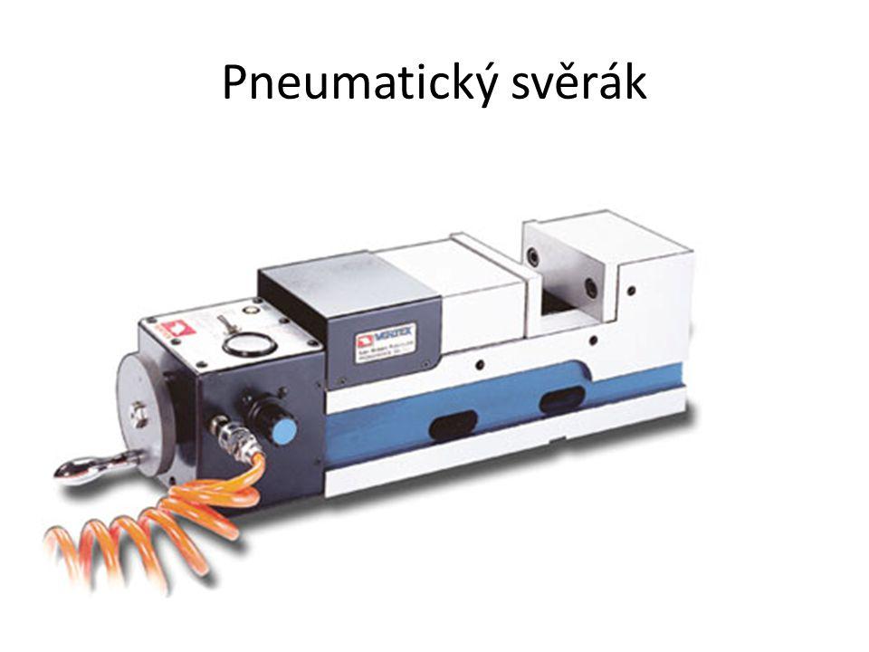 Pneumatický svěrák