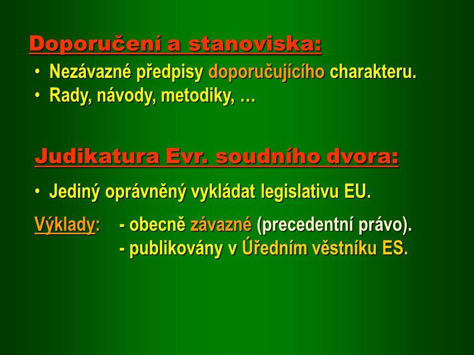Generální ředitelství ES pro ŽP, jadernou bezpečnost a civilní ochranu.