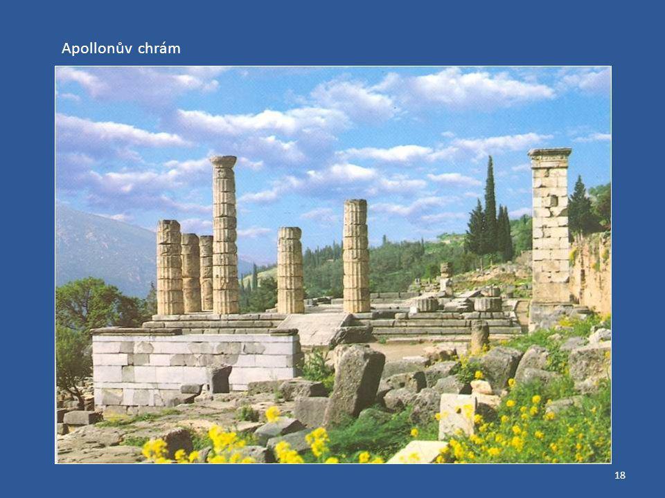 18 Apollonův chrám
