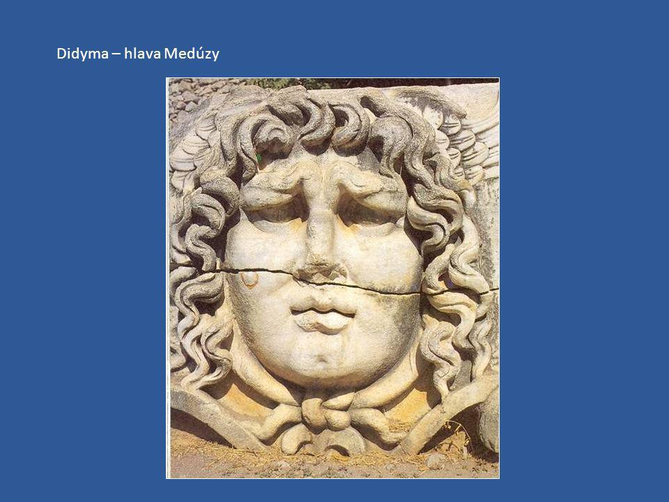 Didyma – hlava Medúzy