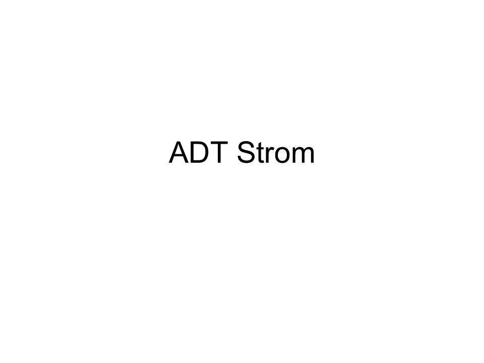 ADT Strom