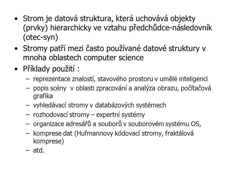 Definice stromu Def.1.