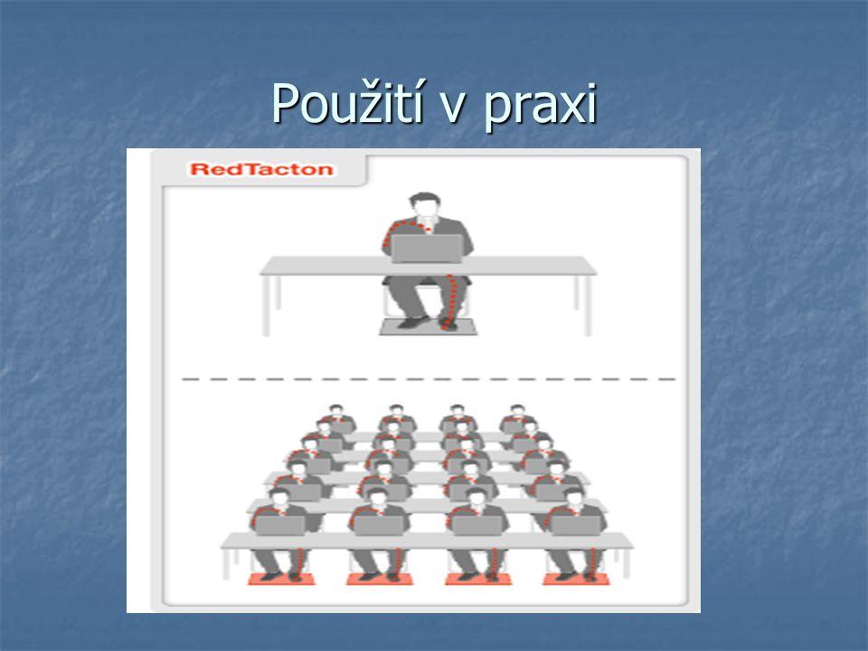 RedTacton tranciever (PC card type) Rychlost: 10 Mbps Protokol: TCP/IP Metoda: Half-duplex Interface: PCMCIA Rychlost: 10 Mbps Protokol: TCP/IP Metoda: Half-duplex Interface: PCMCIA