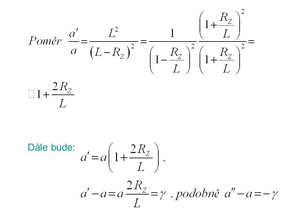 Je-li celková energie záporná, je pohyb částice omezený – říkáme, že je finitní.