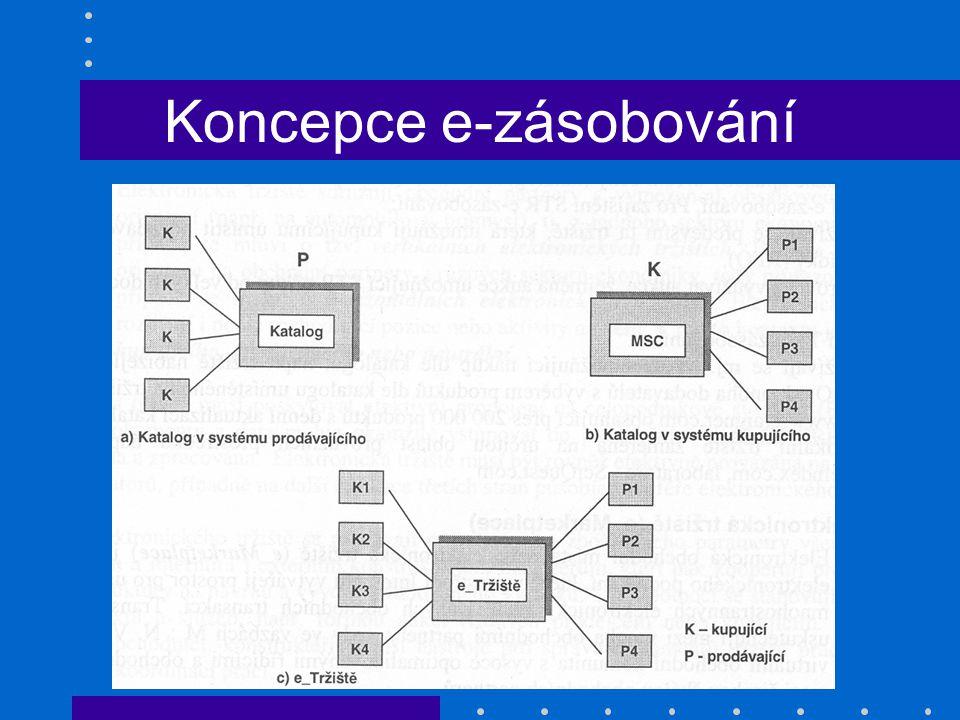Koncepce e-zásobování