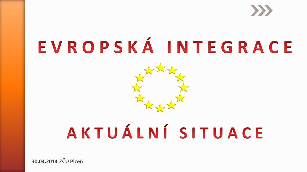 Lisabonská smlouva  Podepsána: 13.prosince 2007  Vstoupila v platnost: 1.