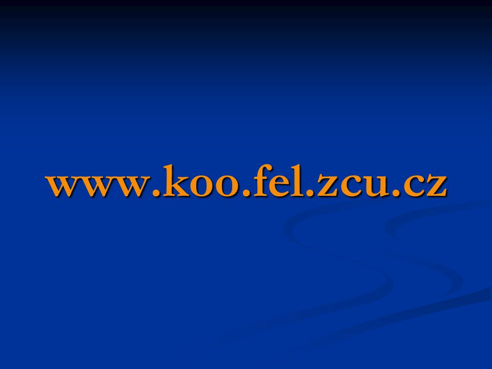 www.koo.fel.zcu.cz