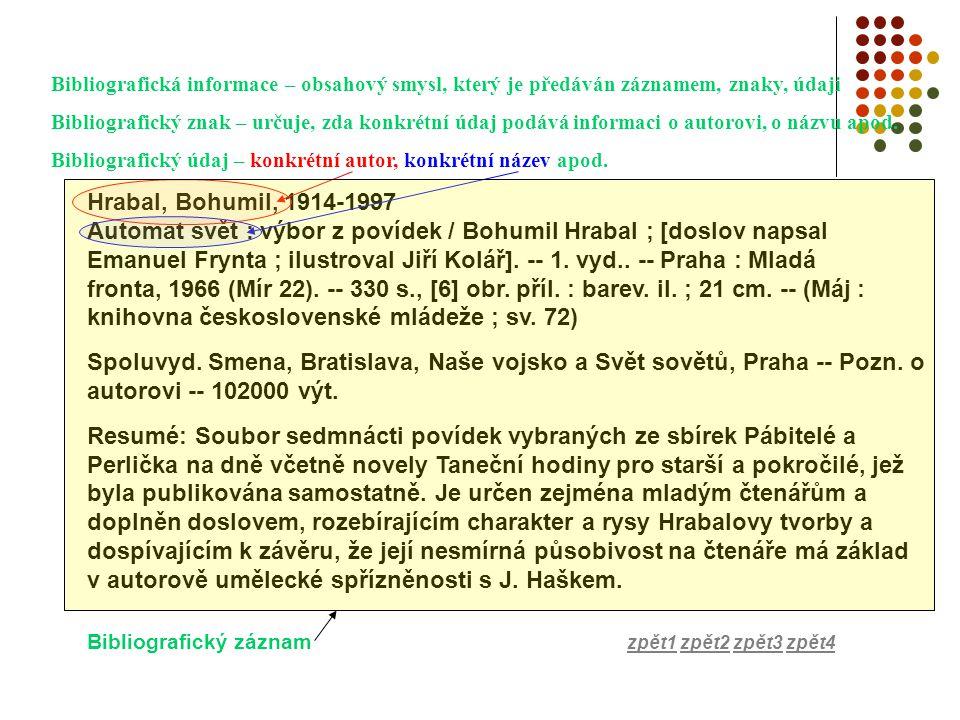 ČMEJRKOVÁ, S., DANEŠ, F., SVĚTLÁ J.Jak napsat odborný text.
