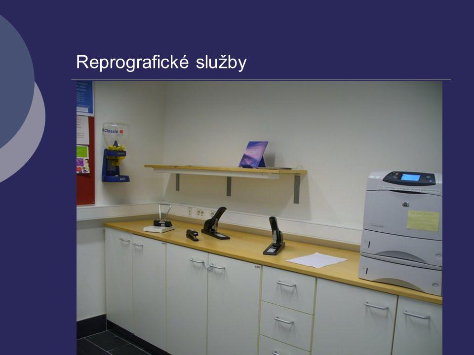Reprografické služby