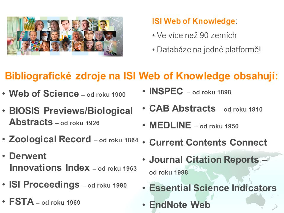 Journal Citation Reports – připravovaný upgrade