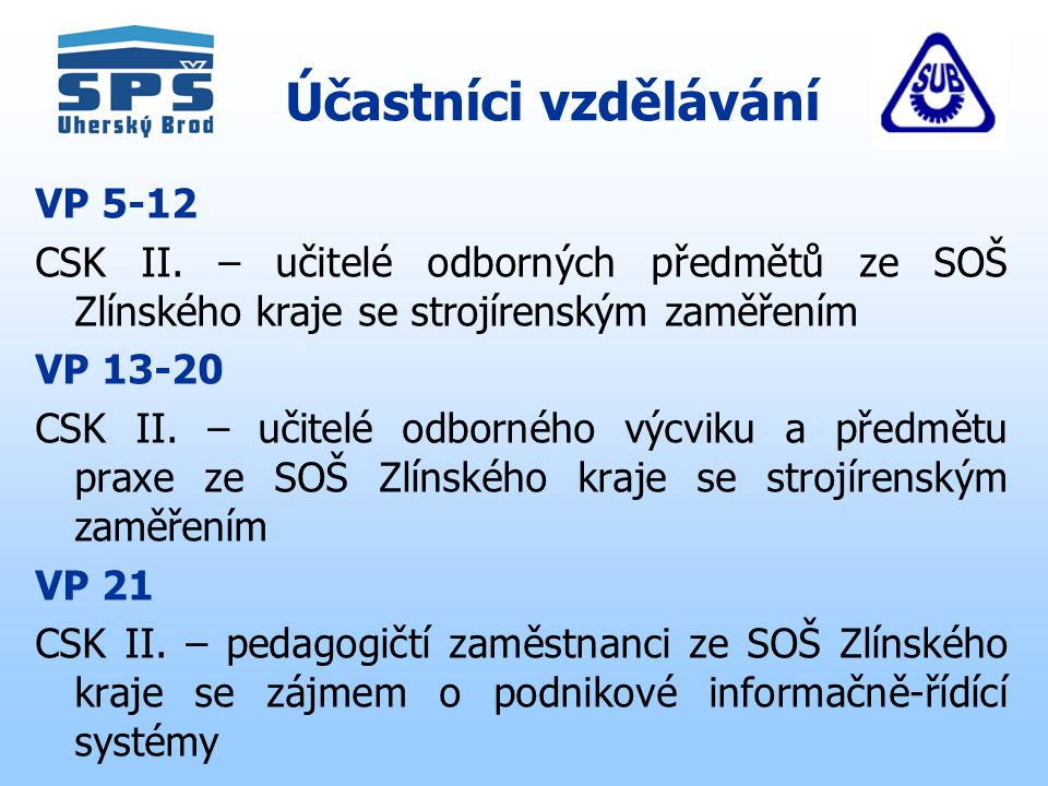 VP 5-12 CSK II.