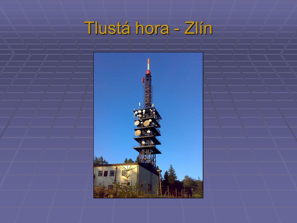 Tlustá hora - Zlín