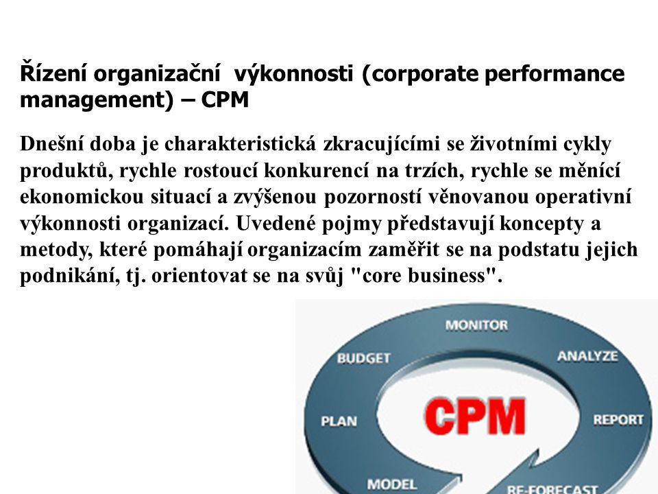 Rozdělení plánovacího procesu strategické plánování na úrovni top managementu plánovací doba – 10 a více let taktické plánování – navazuje na strategi