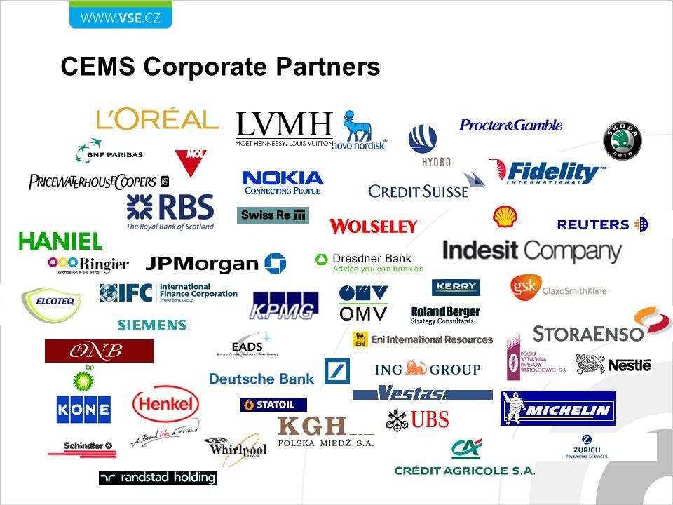 CEMS Corporate Partners