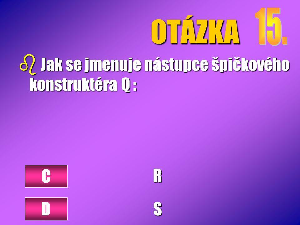 OTÁZKA RS C D