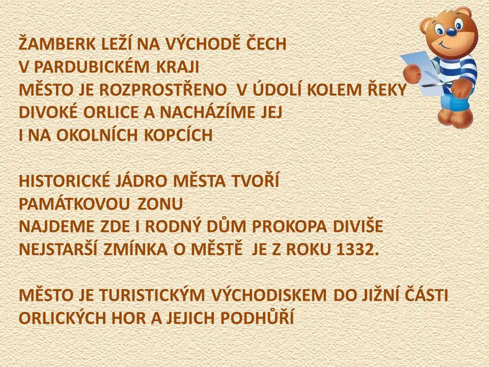 Ž A M B E R K