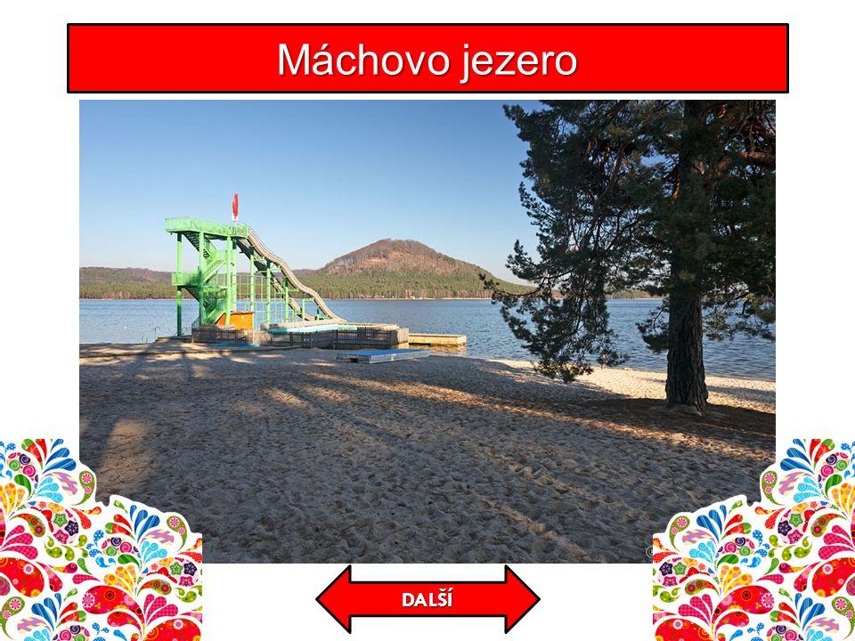 Máchovo jezero DALŠÍ