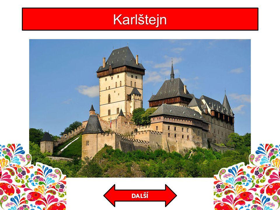 KONTROLA Cestujeme po České republice Rybník pojmenovaný jako jezero, založený v době Karla IV.
