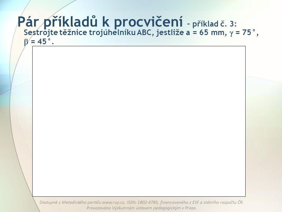 Dostupné z Metodického portálu www.rvp.cz, ISSN: 1802-4785, financovaného z ESF a státního rozpočtu ČR. Provozováno Výzkumným ústavem pedagogickým v P