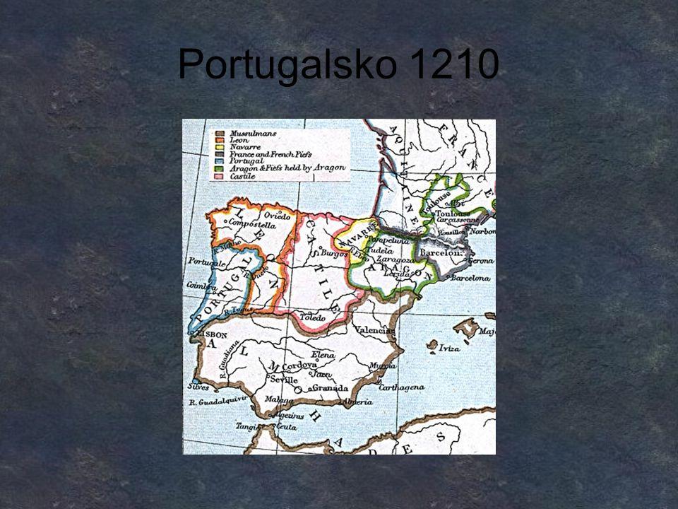 Portugalsko 1210