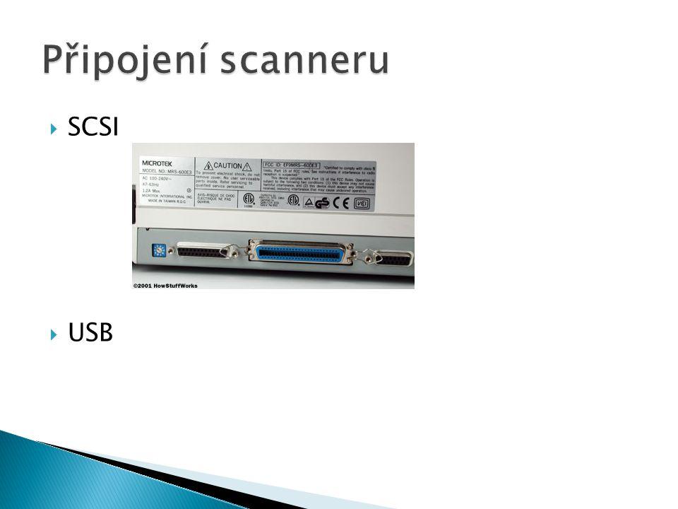  SCSI  USB