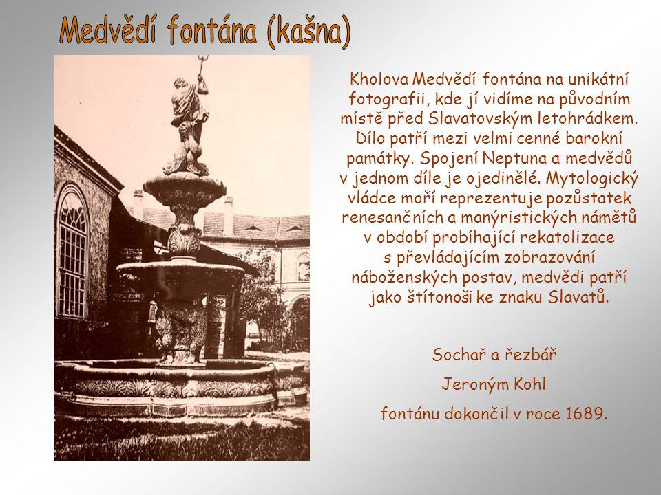 Socha sv. Václava na Václavském náměstí Autory sousoší jsou sochař Josef Václav Myslbek, architekt Alois Dryák a sochař Klouček. V roce 1912 byla osaz