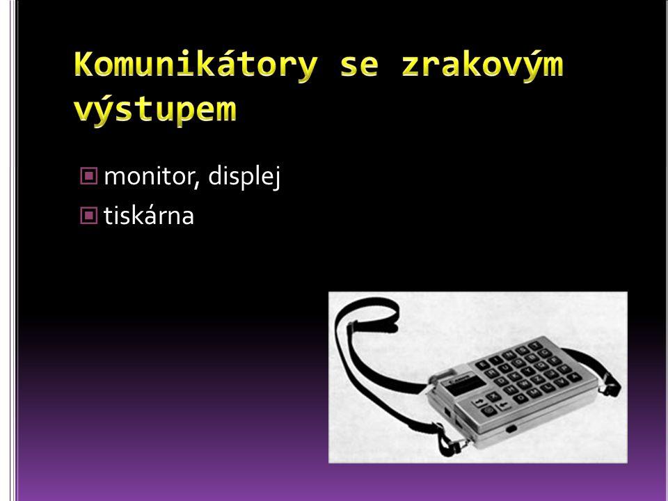 monitor, displej tiskárna