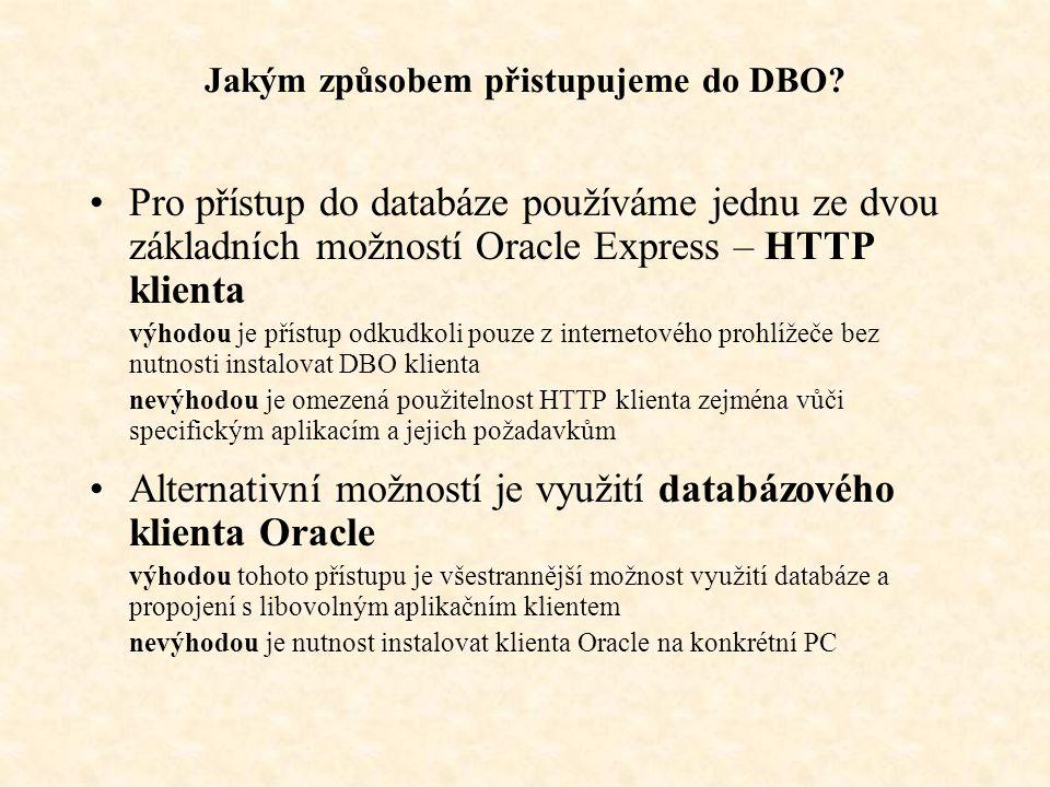"Podpis databázového schématu (pú 2) SQL (DSL)> DESCRIBE autor; SQL (DSL)> SELECT * FROM autor; SQL (DML)> UPDATE autor; SET jmeno = 'jmeno', prijmeni = 'prijmeni', e_mail = 'adresa'; SQL (DSL)> SELECT * FROM autor (použij ""History )"