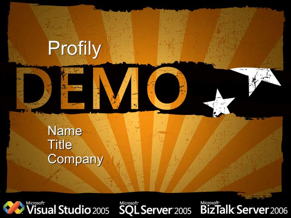 Profily Name Title Company