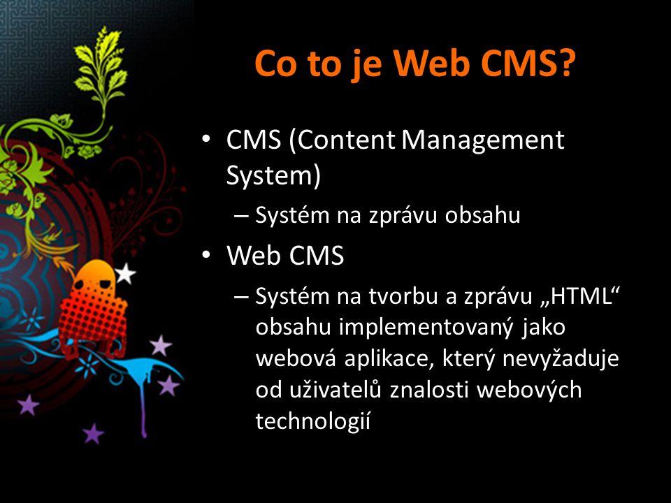 Rychle na webový portál s Joomla! Ondřej Výšek Samostatný konzultant ondrejv@optimalizovane-it.cz