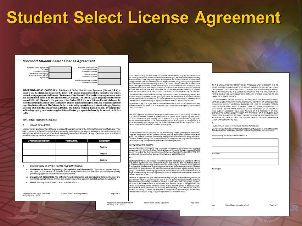 Minimální požadavky Studentská prováděcí smlouva - závazek 750 bodů za celou dobu smlouvy (3 roky) Studentská prováděcí smlouva - závazek 750 bodů za