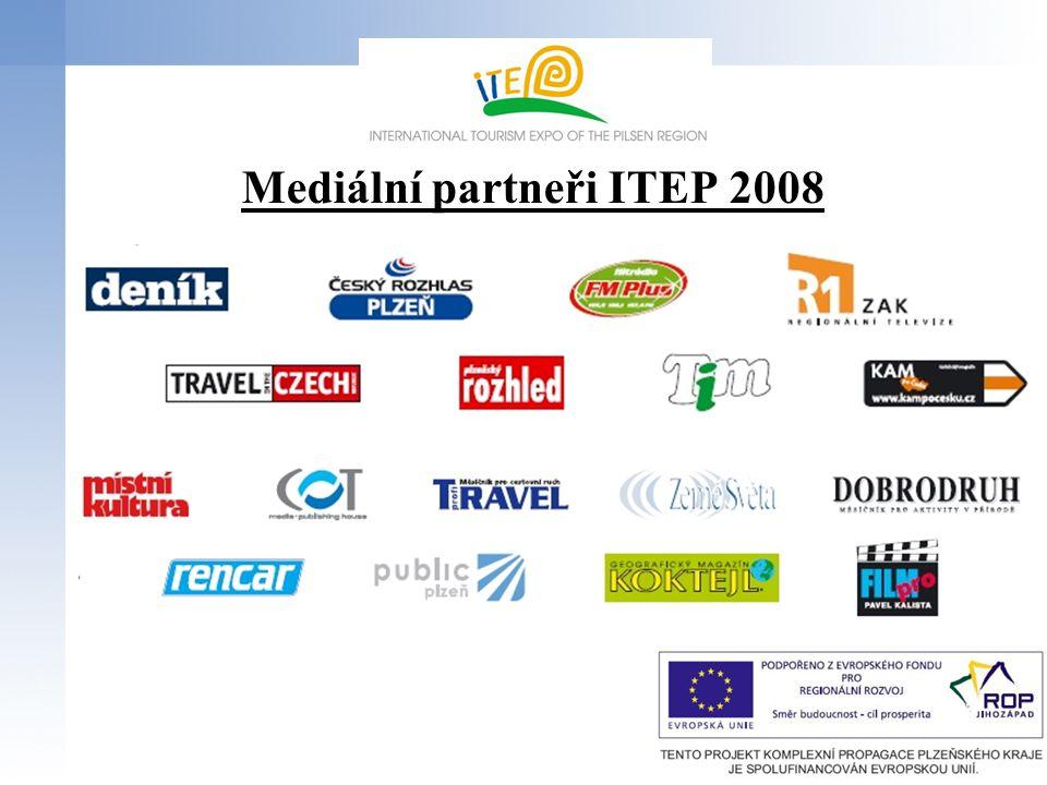 7 Přehled vystavovatelů ITEP 2008 FOYER 3 NP 1.