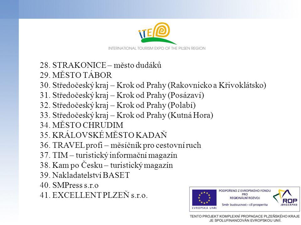 Výstavní expozice Zajišťuje firma Expo Blovice, EXPO IGC GROUP s.
