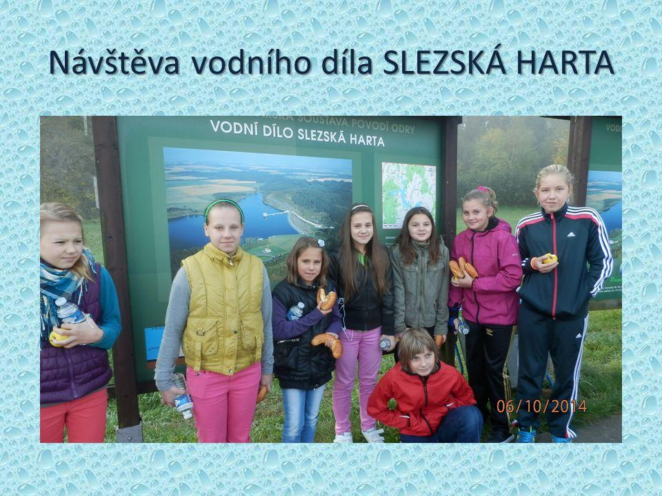 Návštěva vodního díla SLEZSKÁ HARTA