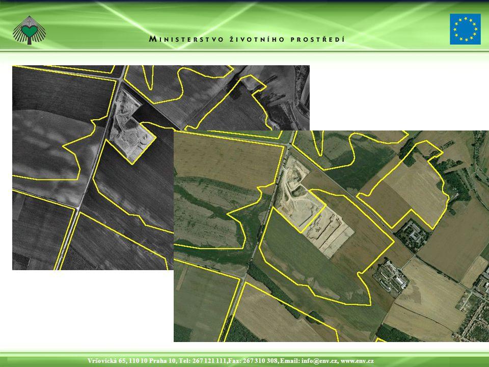 Vršovická 65, 110 10 Praha 10, Tel: 267 121 111,Fax: 267 310 308, Email: info@env.cz, www.env.cz Využití GIS při ochraně nerostného bohatství Další kr